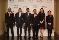 EGA Opens First Office in China