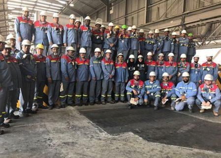 EGA Finishes US$300 MM Upgrade to Aluminium Smelter