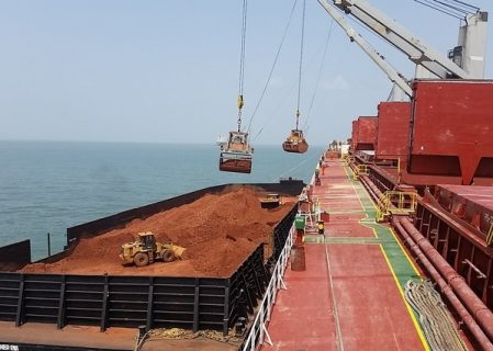 EGA Ships 100th Load Of Bauxite Ore From Guinea Operations