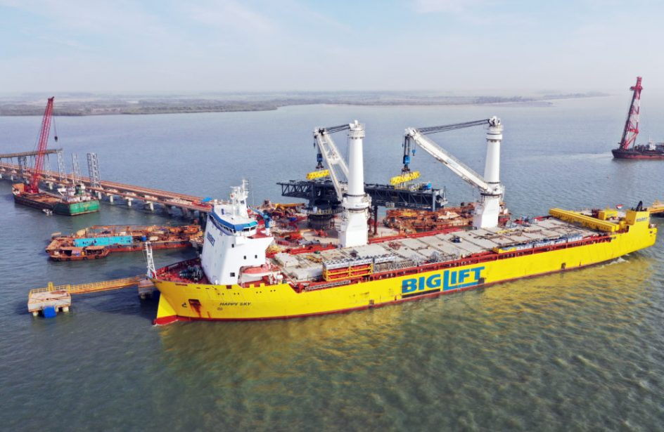 Final Equipment Delivered To EGA's Bauxite Operation In Guinea