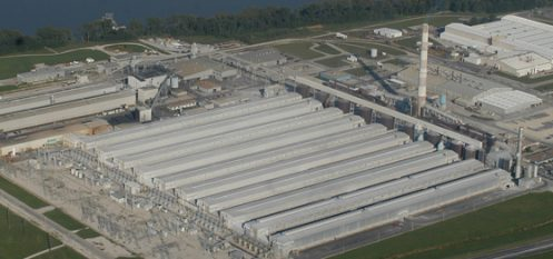 Hawesville Restart Yields Four-Percent Rise in Century Aluminum's Q1 Shipments