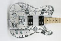 Swedish Professor Develops World's First 3D-Printed All-Aluminium Electric Guitar