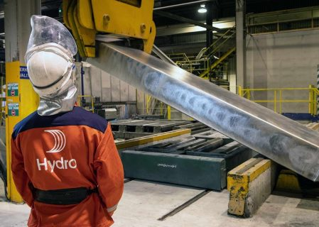 Norsk Hydro Plans Expansion Of Its On-Site Aluminium Recycling Program