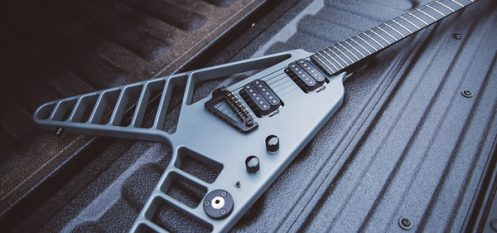 Texas Duo Begin Marketing All-Aluminium Guitars