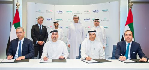 EGA Inks Deal To Build Desalinization Plant And Energy-Efficient Power Plant At Jebel Ali Aluminium Smelter