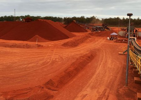 Unexpected Swell Conditions Hamper Metro Mining's June Bauxite Shipments