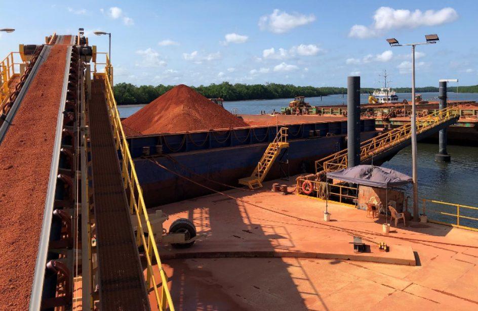 Metro Mining Inks Three Year Bauxite Supply Deal With  Shanxi Liulin Senze Aluminium