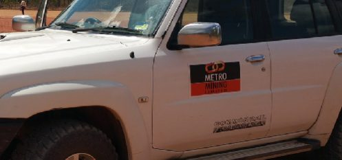 Metro Mining Commences Mining Operations at Bauxite Hills Mine