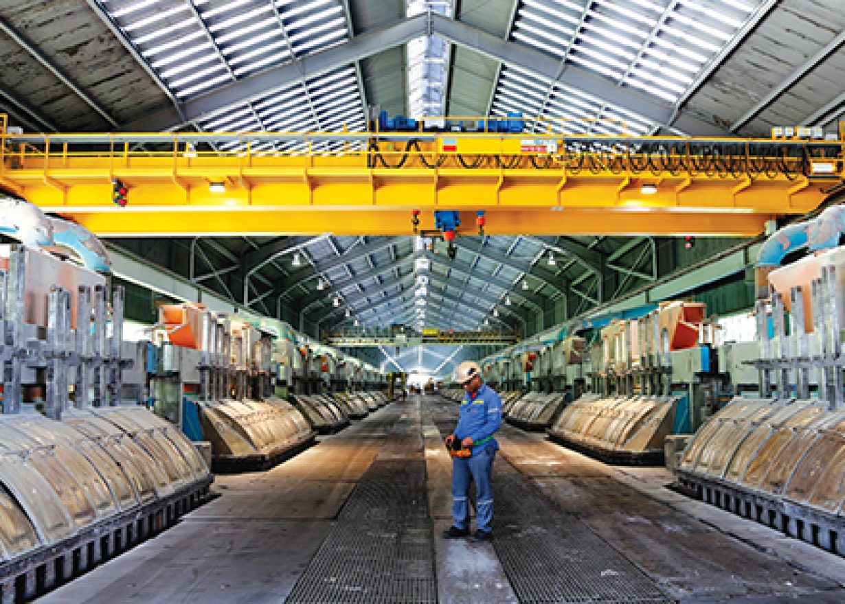 Alba Becomes Second Mideast Smelter To Win Certification Under Aluminium Stewardship Initiative Performance Standard