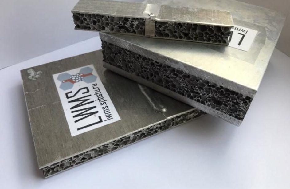 Russian Scientists Develop Porous, Floating Aluminium Alloy