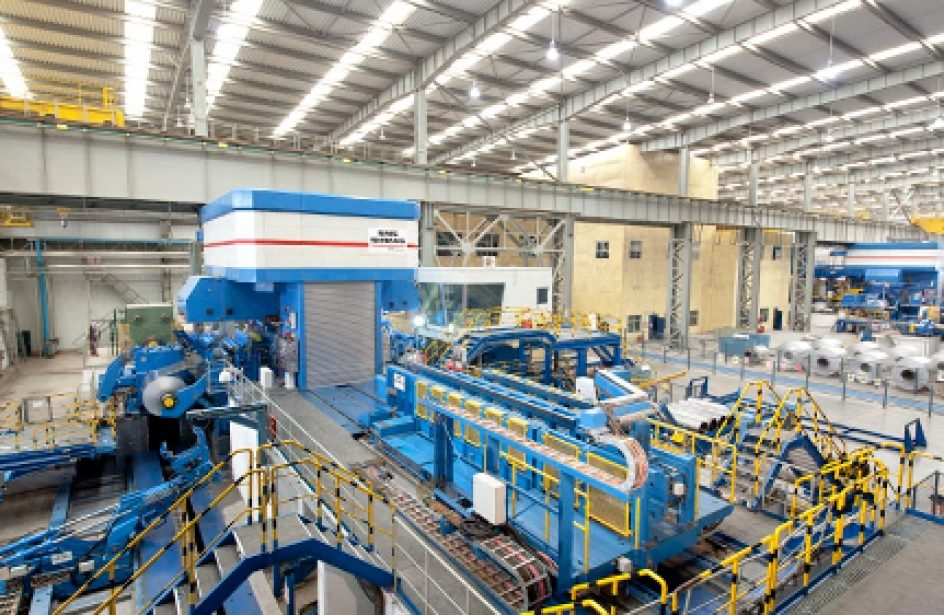 Braidy Industries Announces Plans for U.S.'s First New Aluminium Rolling Mill in 30 Years