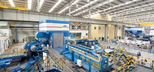 Rusal Makes Initial Payment On Planned Braidy Aluminium Rolling Mill