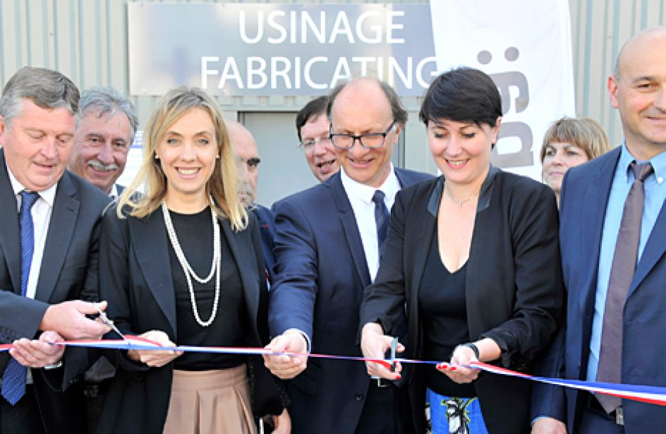 Sapa Opens New Plant in South France
