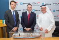 EGA Inks New Shipping Deal With A.P. Moller – Maersk