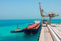 EGA Receives First Bauxite Shipment for Al Taweelah Refinery from Guinea