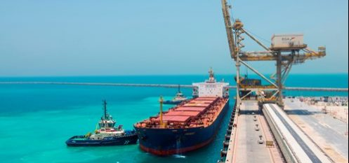 EGA Receives First Bauxite Shipment for Al Taweelah Refinery from Guinea