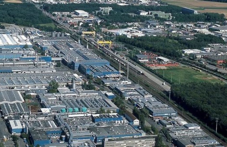 Constellium To Add New Automotive Extrusion Press To Singen Plant