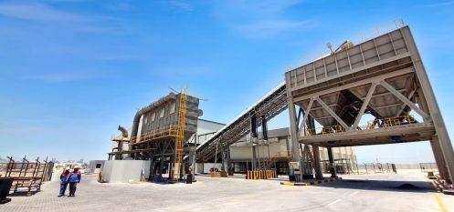 EGA Commissions Spent Pot Lining Pre-Treatment Plant At Al Taweela