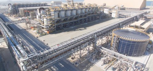 EGA's Al Taweelah Alumina Refinery Enters Final Stages Of Commissioning