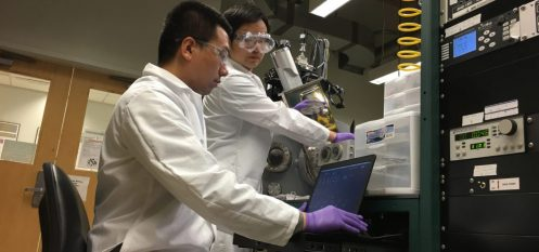Purdue Researchers Develop New High-Strength Aluminium Alloy